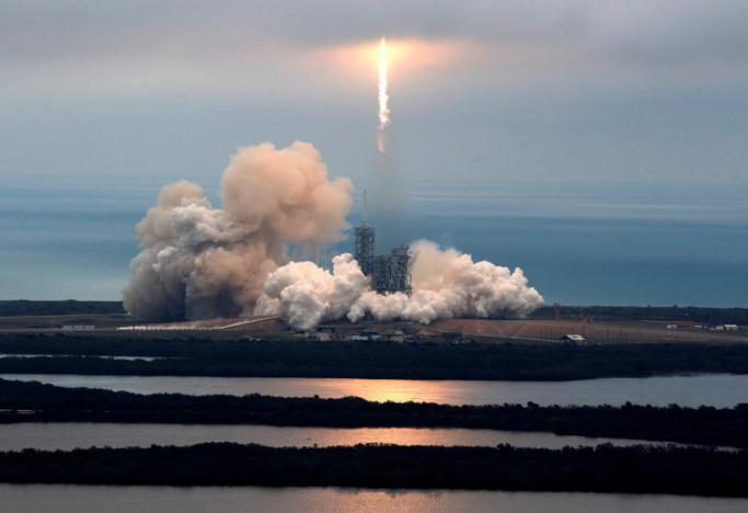 Lessons from the SpaceX Launch