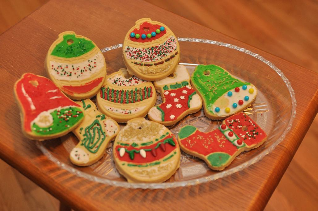 Christmas with the Eating Disorders