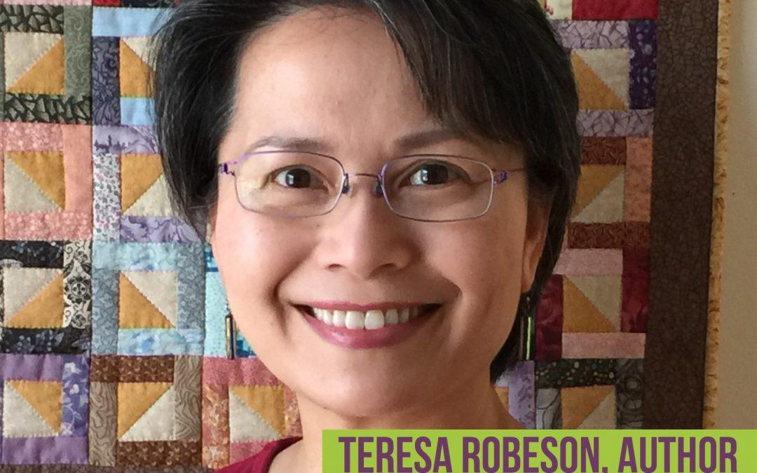 Episode 1: Children's Book Author Teresa Robeson