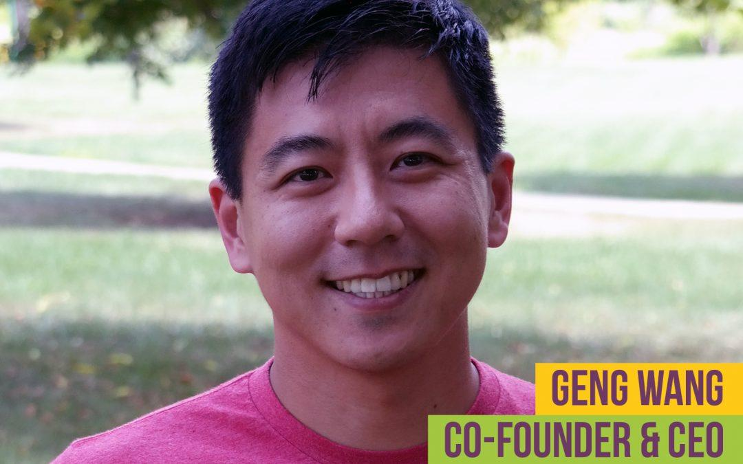 Episode 4: Civic Champs Co-founder and CEO Geng Wang
