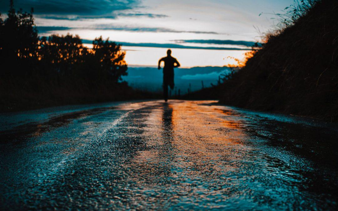When was the last time you ran a mile (willingly)?
