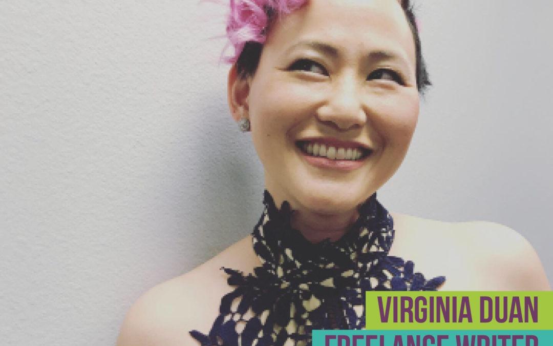 Episode 17: Freelance Writer and BTS Stan Virginia Duan
